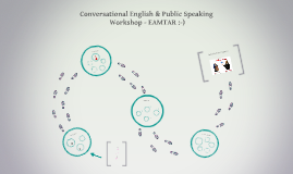 Conversational English & Public Speaking Workshop - EAMTAR :