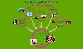 La Carnaval de Ponce