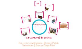 Carnaval en Bolivia