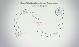 How to Talk About Feminism and Empowerment with your Campers