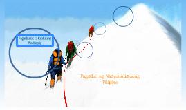 Pagsibol ng Nasyonalismong Pilipino