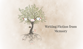 Writing Fiction from Memory