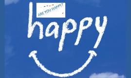 당신은 행복하십니까?(프레젠테이션 대회)