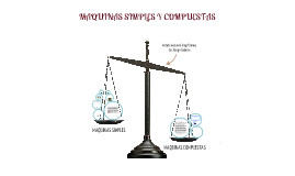 maquinas compuestas y simples