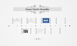 Pastor Martin Niemoller