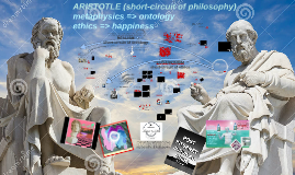 CZ ARISTOTLE_short-circuits of philosophy (Metaphysics=Ontology, ethics=happiness)