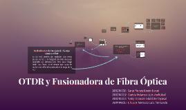 Copy of Reflectómetro de Dominio de Tiempo Óptico OTDR