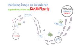 KAKAMPI PARTYLIST