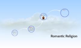 Romantic Relgion