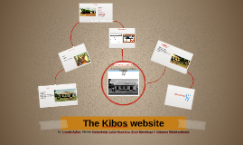 The Kibos website