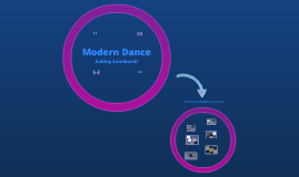 Copy of Modern Dance