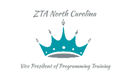 ZTA North Carolina VP Programming