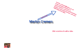 Martijn Cremers gevangen in een Presi!