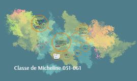 Classe de Micheline 051-061