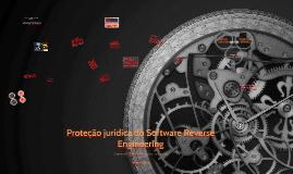 Proteção jurídica da Software Reverse Engineering