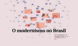 O modernismo no Brasil teve marco inicial com a Semana de