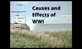 Causes and Effects of WWI