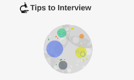 Tips to Interview