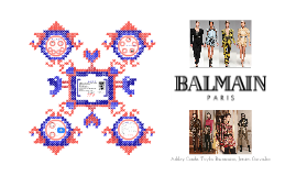 Copy of BALMAIN in USA