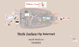 Werk Zoeken Op Internet