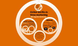 Copy of Online Gerilla és Vírus marketing