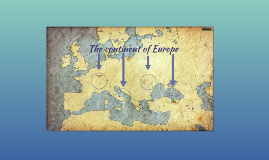 Copy of SU3: The continent of Europe
