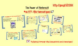 Copy of The Power of Pinterest!