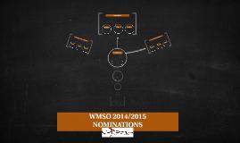 WMSO 2014/2015