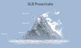 SLB presentatie Leerjaar 1