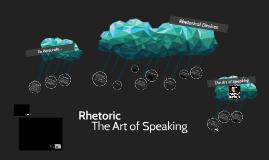 The Art of Speaking