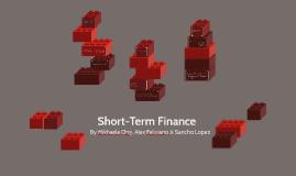 Short-Term Finance