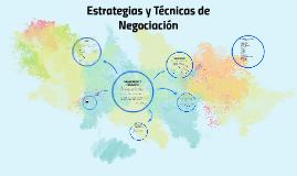 estrategias y tecnicas de negociacion