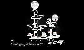 Gangs, Terror in the streets.