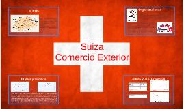 Suiza Comercio Exterior