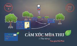 Copy of CẢM XÚC MÙA THU