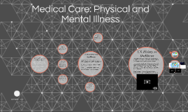 Medical Care: Physical and Mental Illness