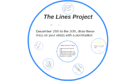 Copy of The Lines Project