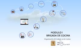 MODULO I BRIGADA DE COCINA