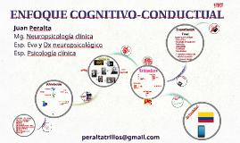 Intro Cognitivo-Conductual