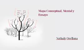 Copy of Mapa Conceptual, Mental y Ensayo