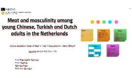 Carne e masculinidade