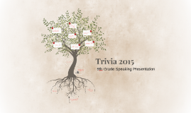 Trivia 2015