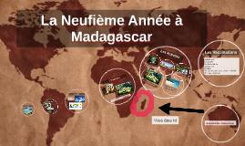 Grade 9 Trip to Madagascar