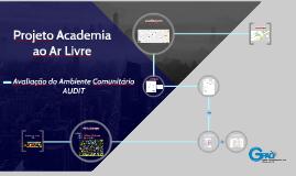 Projeto Academia ao Ar Livre