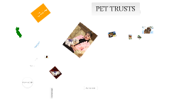 Trusts for Pets