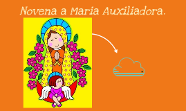 Copy of Novena a María Auxiliadora