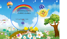 Copy of ORIENTACIONES CURRICULARES EN LA EDUCACION  INFANTIL