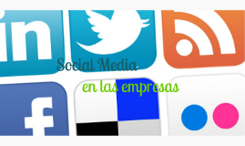 Copy of SOCIAL MEDIA EN LAS EMPRESAS