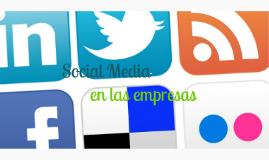 Copy of SOCIAL MEDIA EN LAS EMPRESAS