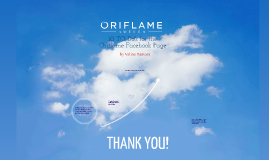 10 TO DO's for Oriflame Fanpage